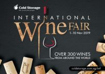 Cold Storage International Wine Fair 2019