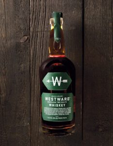 Westward Whiskey American Two Malts Whiskey