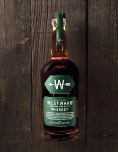 Westward Whiskey American Two Malts Whiskey