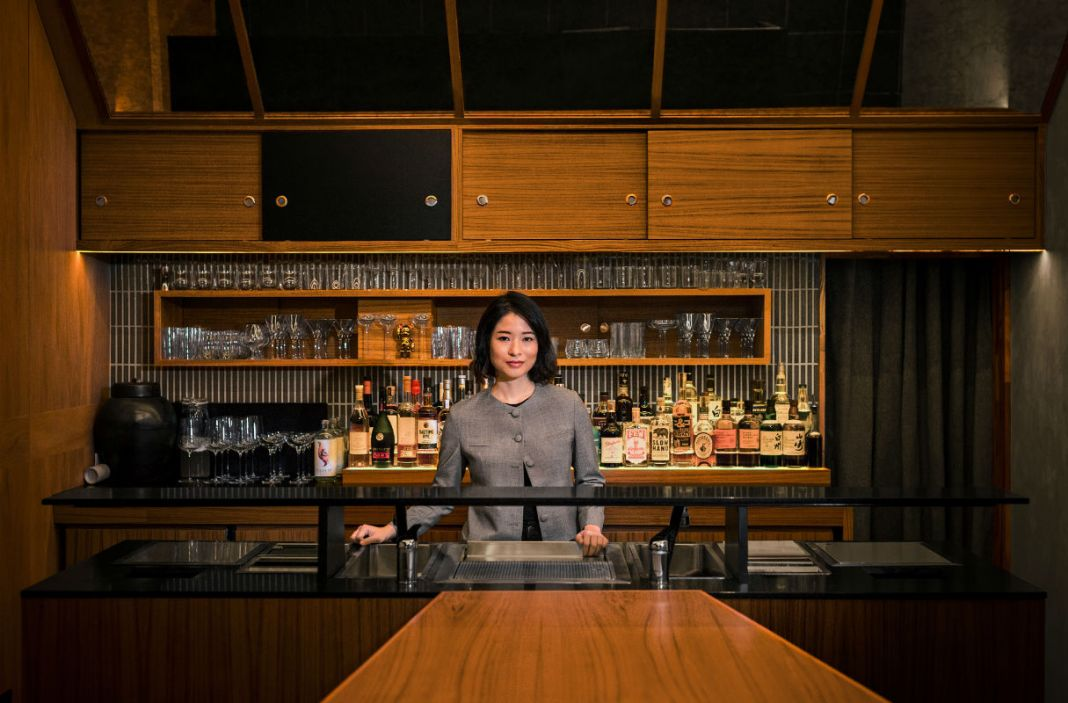 live twice principal bartender yinying leow