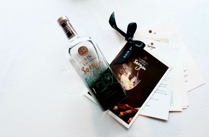 new gins in Singapore - Sorgin