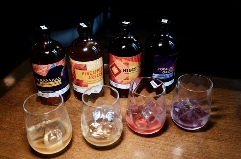 native cocktails for takeaway and delivery