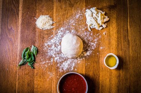 DIY meals - Cicheti Margherita Kit