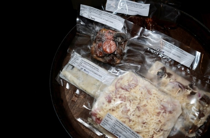DIY meal kits - Praelum Wine Bistro