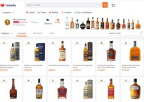 online Brown-Forman LazMall store