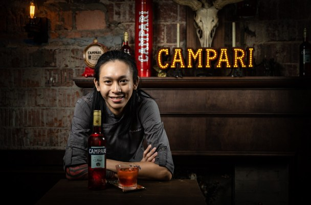Negroni Week 2020 Alistair Tan Bar MF