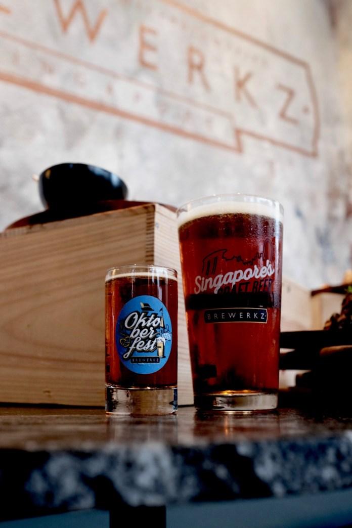 brewerkz oktoberfest lager