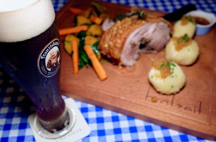 guide to German beer - franziskaner beer