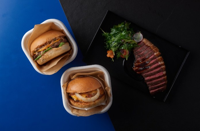 8ASH burgers and steak