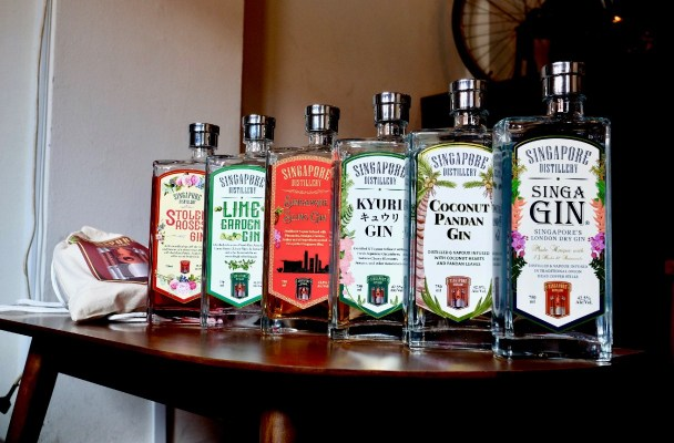 singapore distillery gins