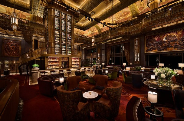 ATLAS - No.4 at World's 50 Best Bars 2020