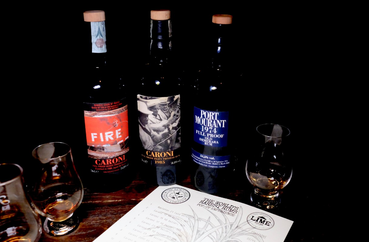 The World's Rarest Rums