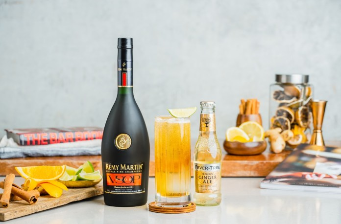 Remy Ginger - Remy Martin x Fever Tree