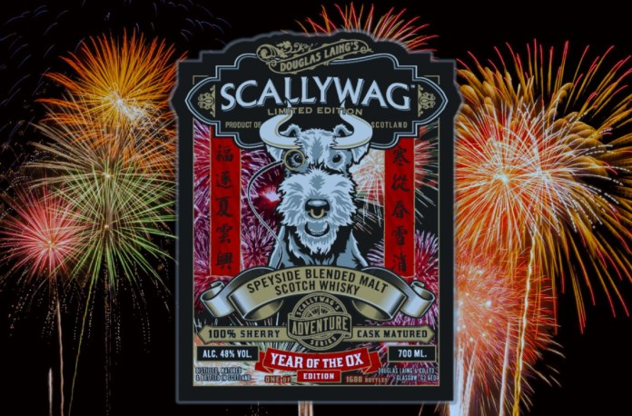Scallywag Year of the Ox 2021