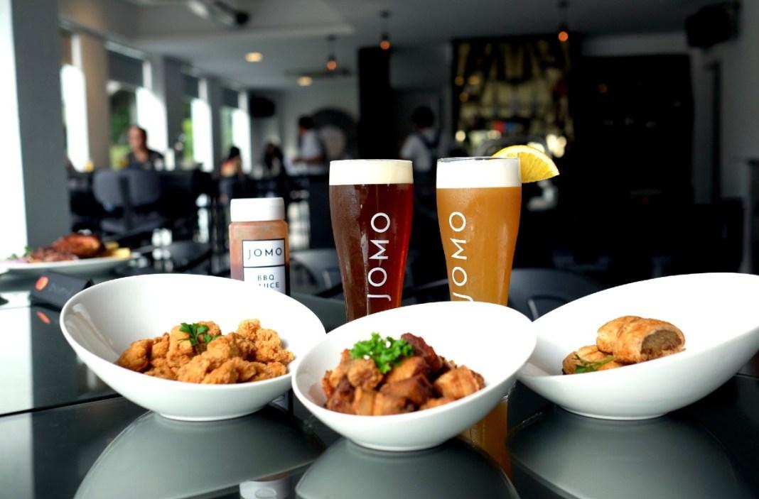 JOMO Holland Village bar bites and beer