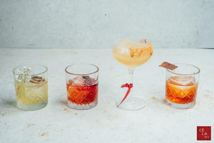 CÉ LA VI new range of cocktails