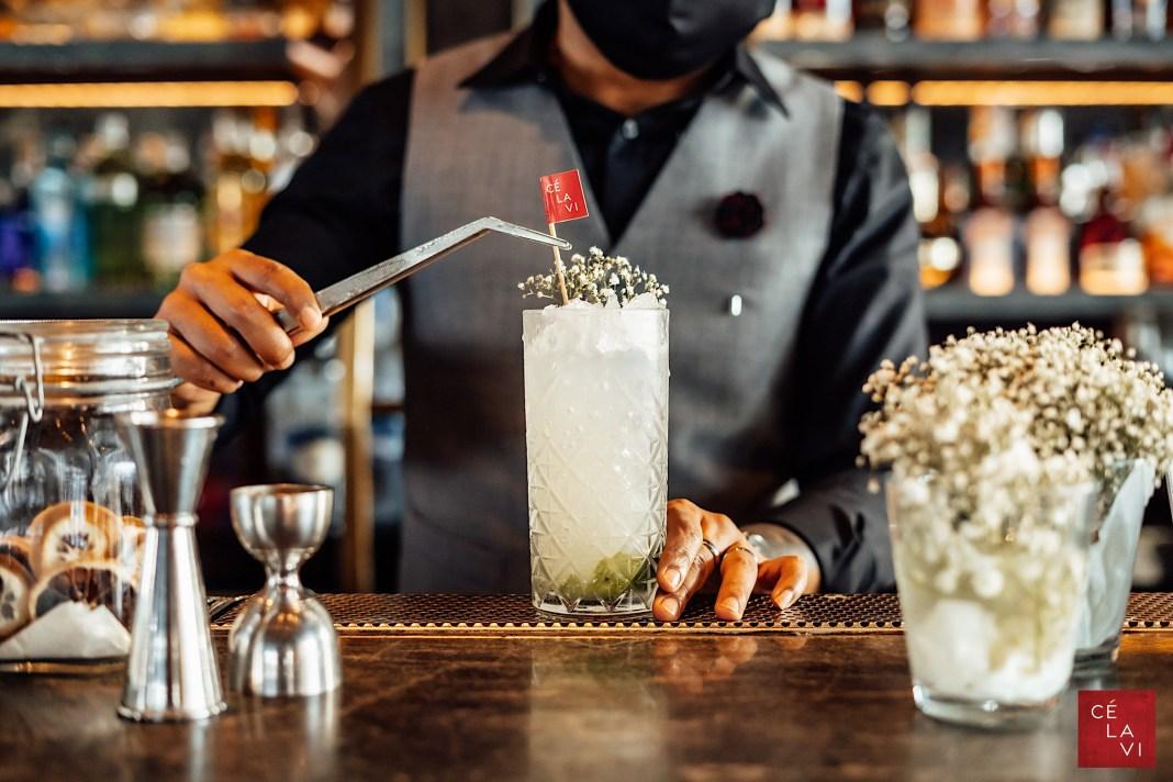 CÉ LA VI new signature cocktails