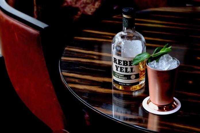 Astor Bar Roselles Julep