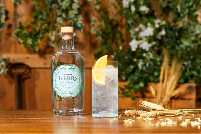 William Kerr's Gin is the distillery's first product to feature its distillate.