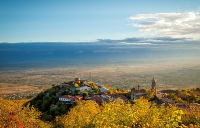 up-and-coming wine regions - kakheti