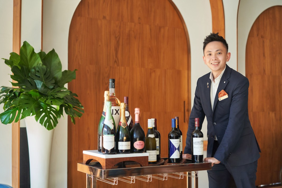 Britt Ng Shangri-la Singapore Festival of Wines