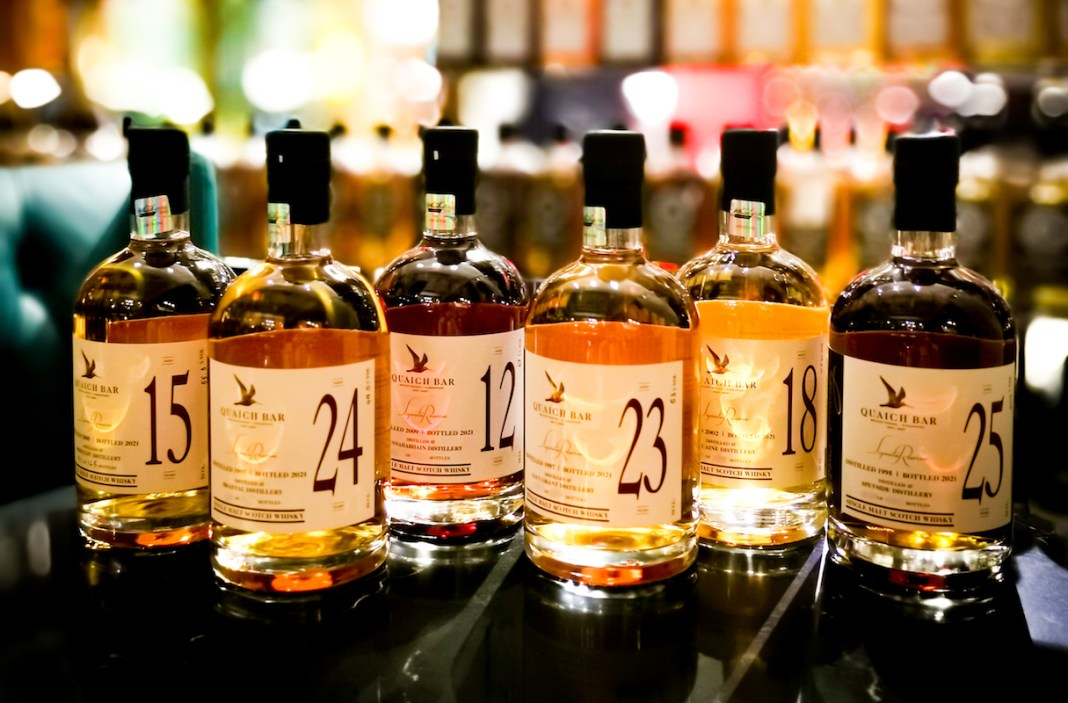 Whisky Store Franky McHardy Collectors Club