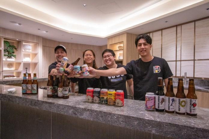 Changi Lounge Craft Beer Festival