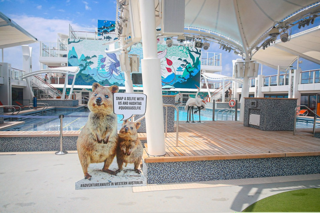 Tourism Western Australia x Dream Cruises