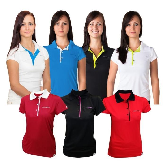 manfaat polo shirt untuk wanita