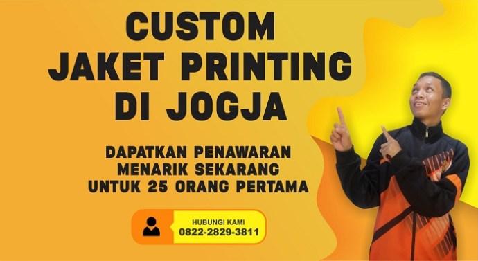 Jaket Printing