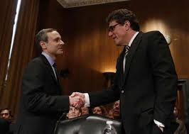 Former IRS Commissioner Douglas Shulman & Acting IRS Commissioner Steven Miller