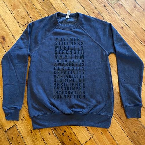 Sponge Fleece Unisex Sweatshirt