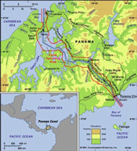 panama-canal-area-map