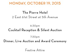 Monday, October 19, 2015 at the Pierre
