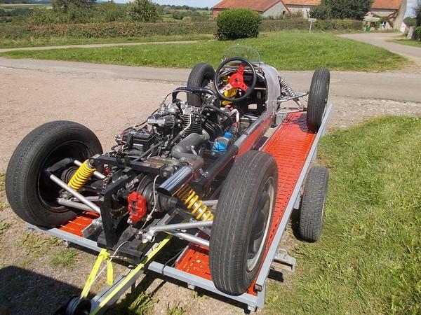 FILTRE 76  Racer sur remorque