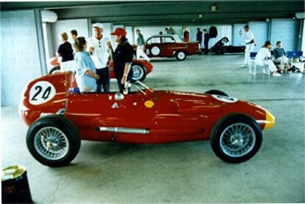 FILTRE 1958 Volpini CH013