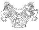 Le V8 General Motor / Rover
