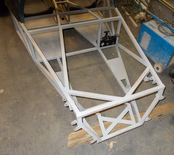 FILTRE   seven  chassis
