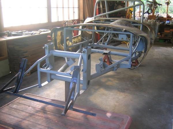 FILTRE   Devin V 8  chassis