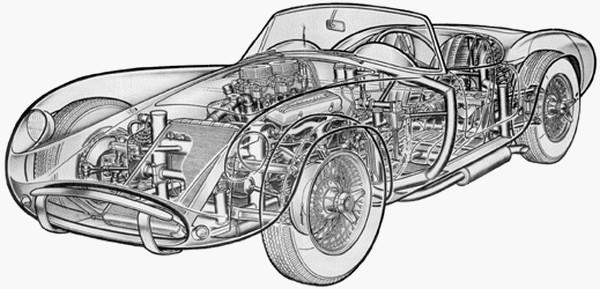FILTRE   SS V 8  cutaway