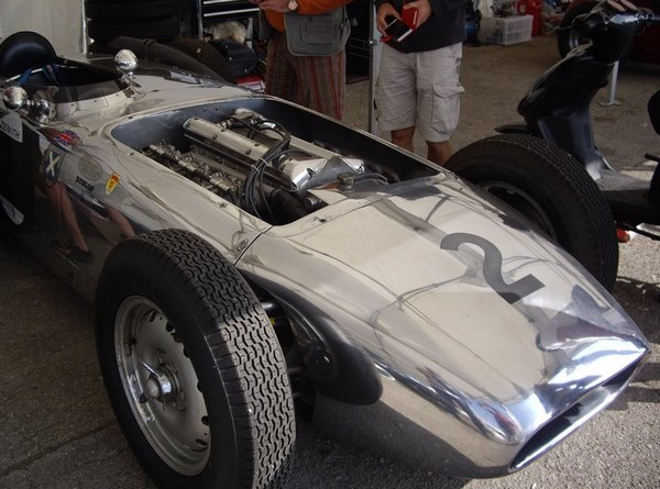 FILTRE  Lister  jaguar Indy 1958