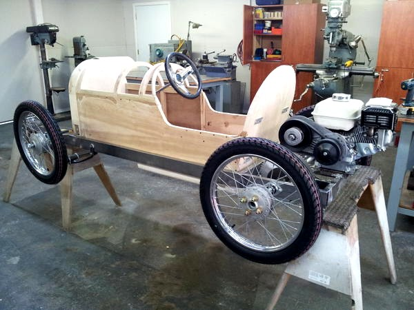 FILTRE Cyclekart 1925 engine