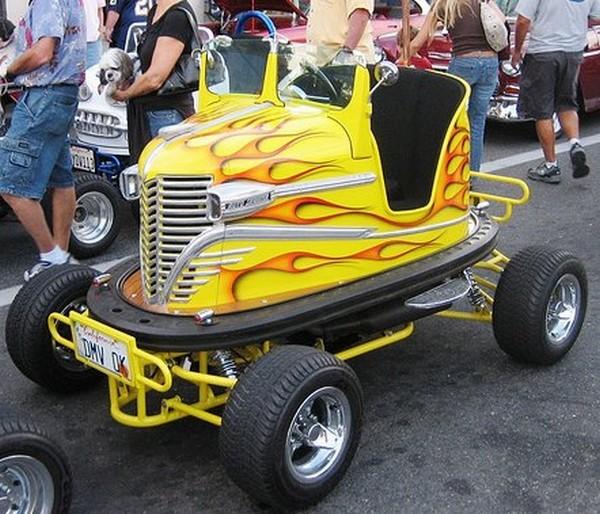 FILTRE bumper-car-car