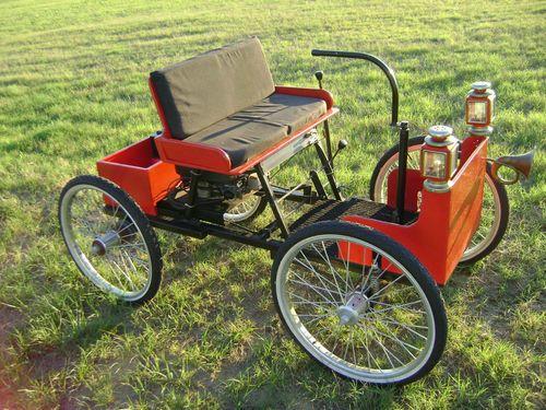ford 1896 replica