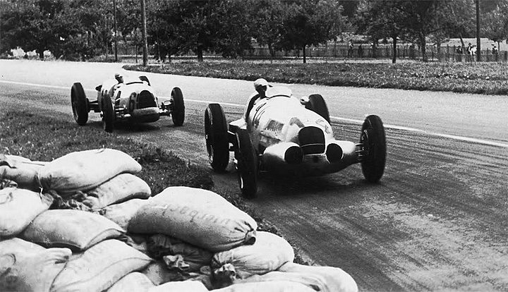 FILTRE auto union 1937MercedesBenzW1259