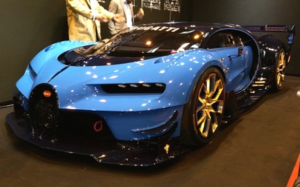 FILTRE Bugatti Veyron II