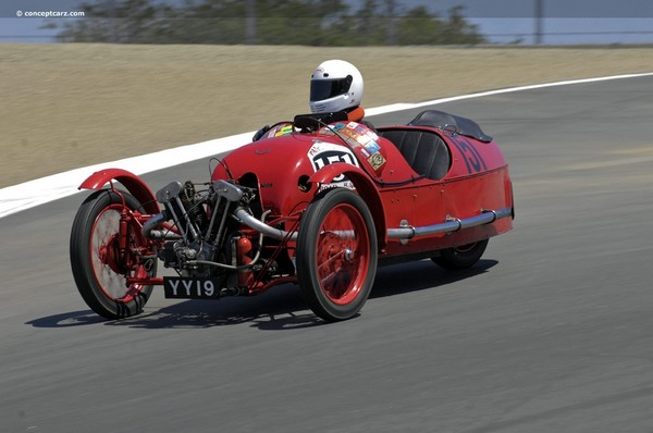 FILTRE 1930 red morgan