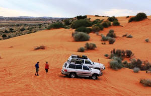 Private small group outback 4WD Outback Tours Australia