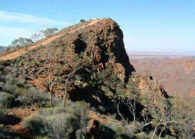 Arkaroola Sillers Peak Tour