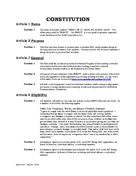 02-Spirits Constitution